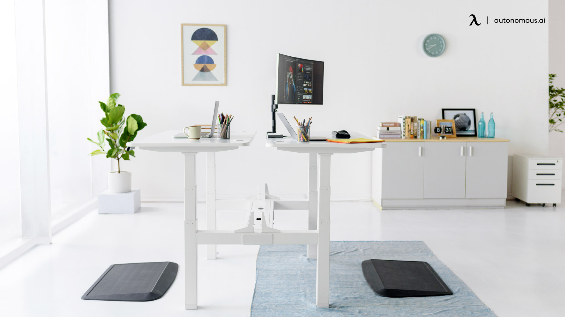 How to Use a Standing Desk Correctly