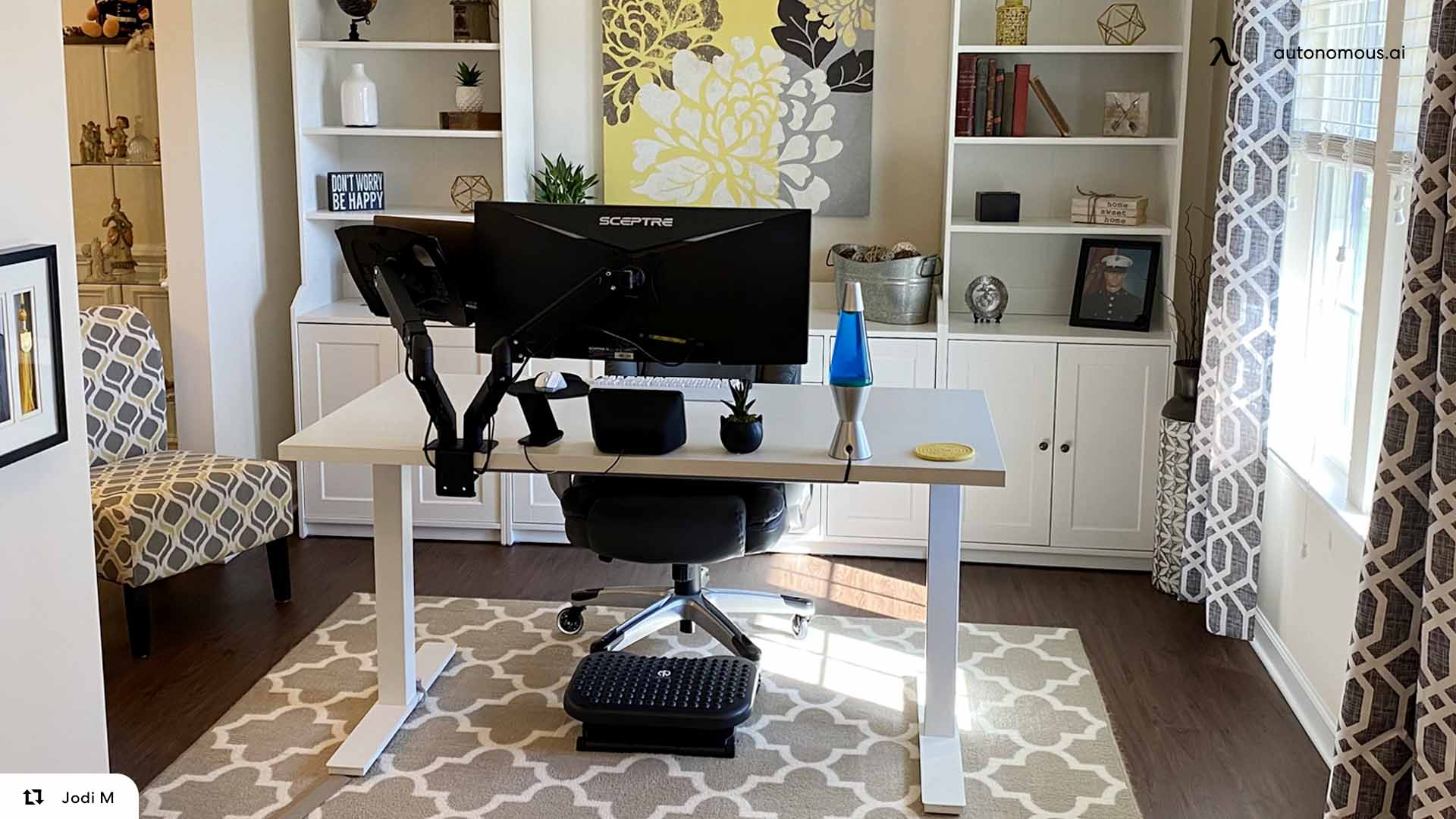 Why Choose an Electric DIY Standing Desk?
