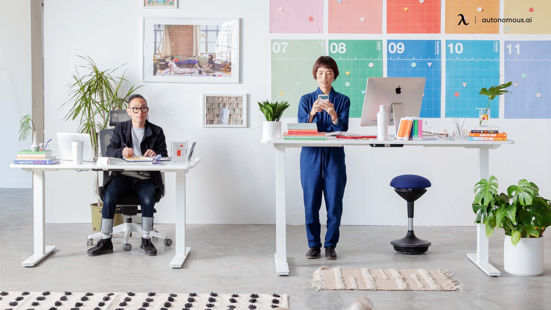 What Is an Electric Standing Desk?