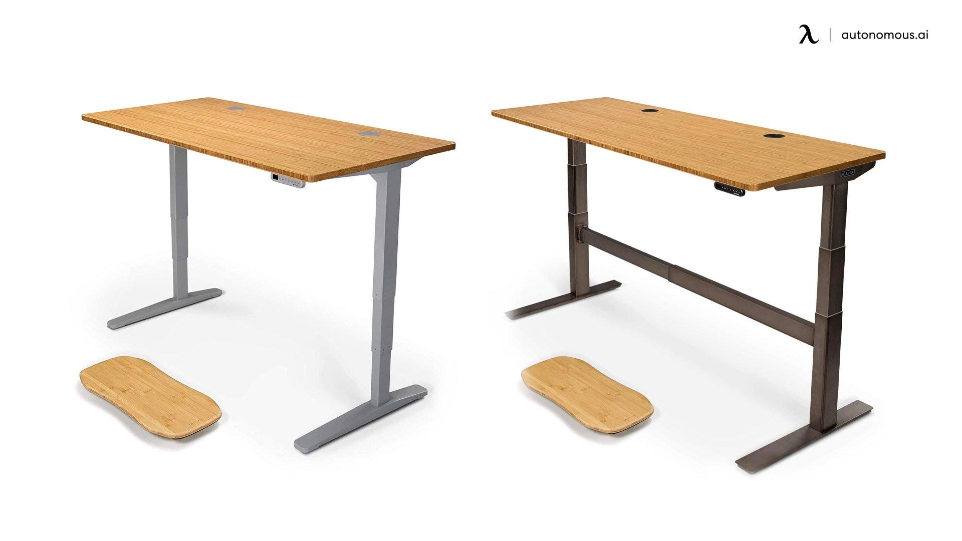 Uplift Bamboo Standing Desk