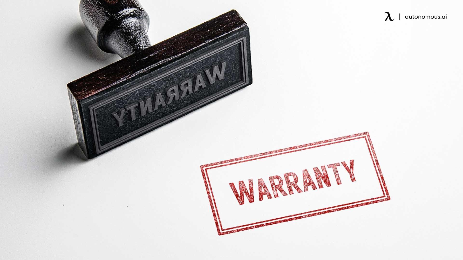 Warrantty