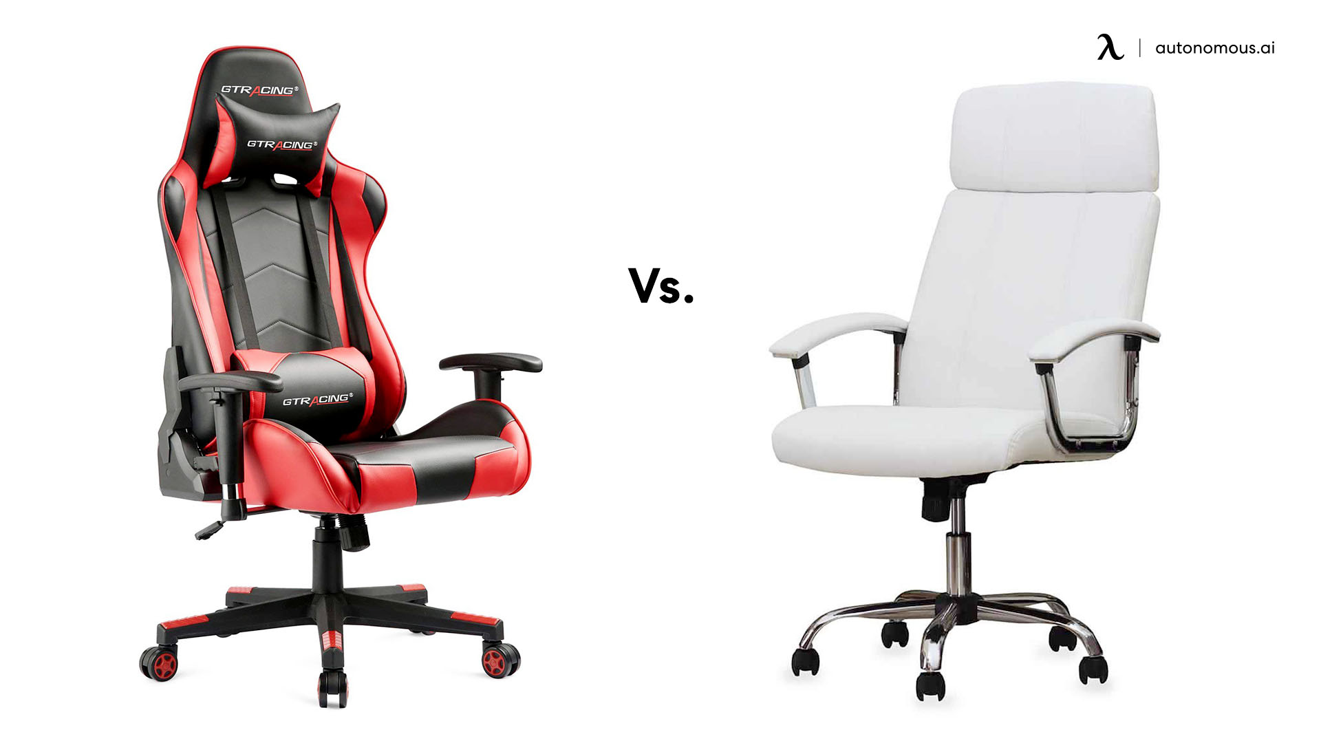 Gaming chairs vs Normal chairs