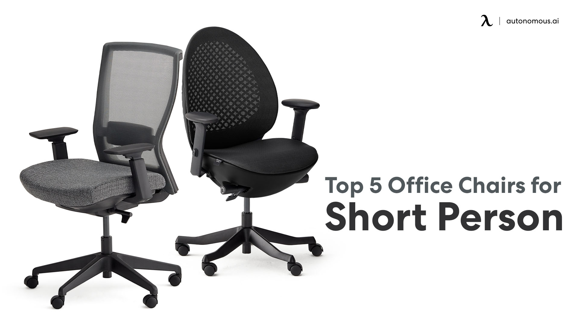 Top 5 Office Chairs for Short Person