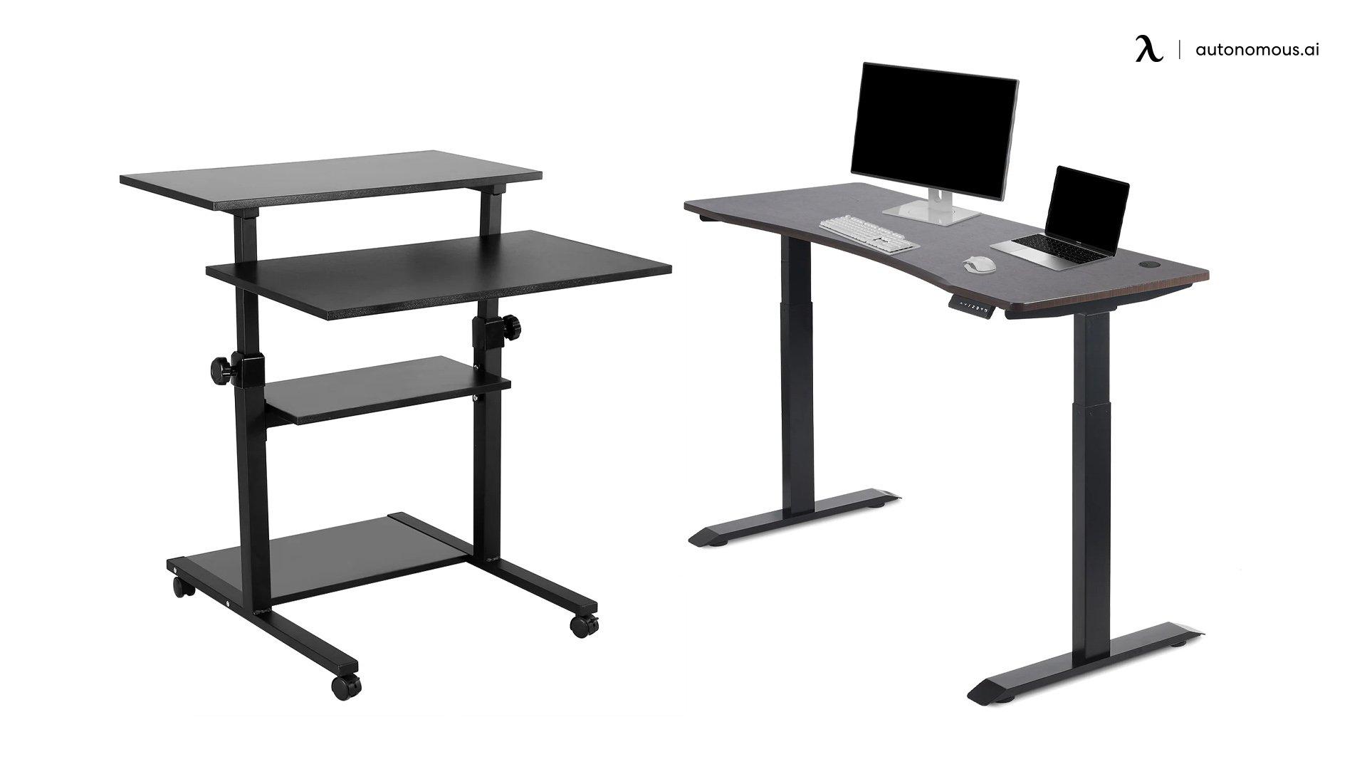 Cheap Standing Desk by Inbox Zero