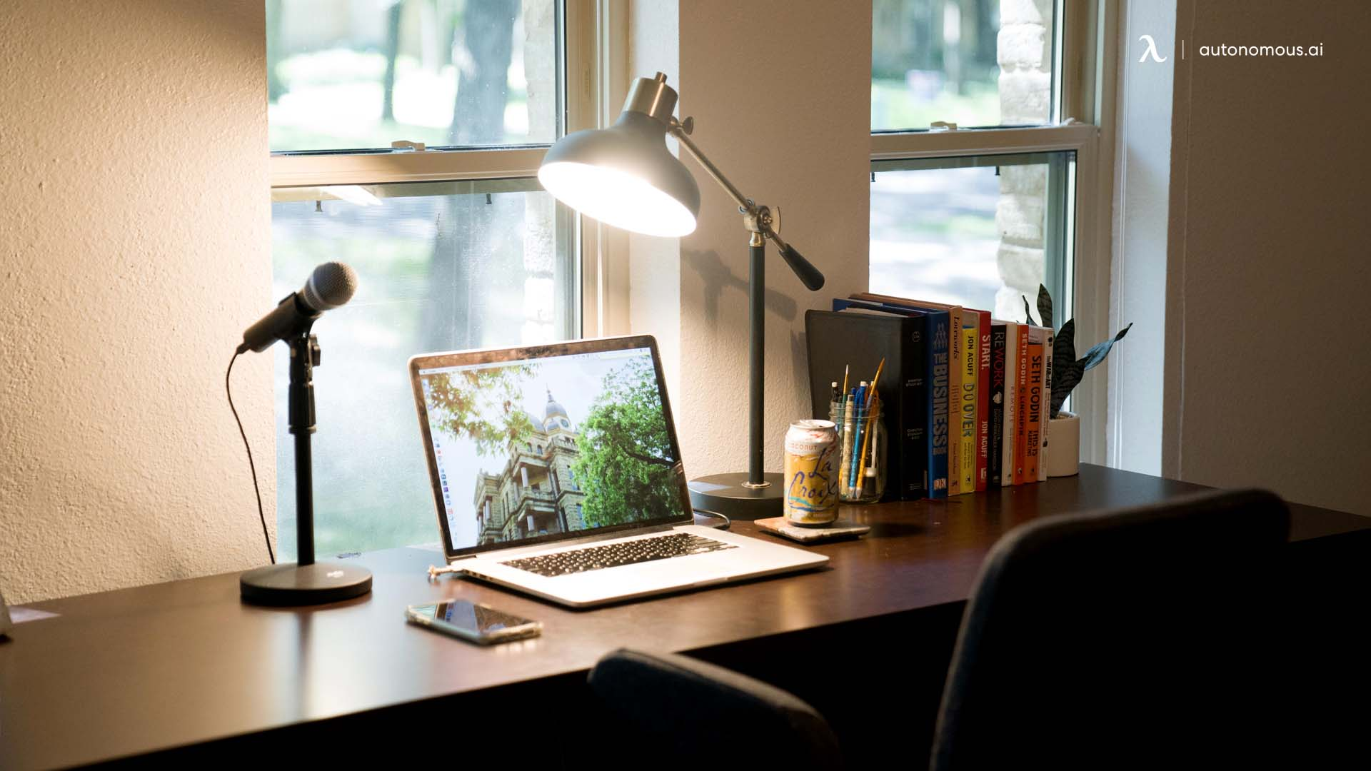 Keep Your Study Space Tidy