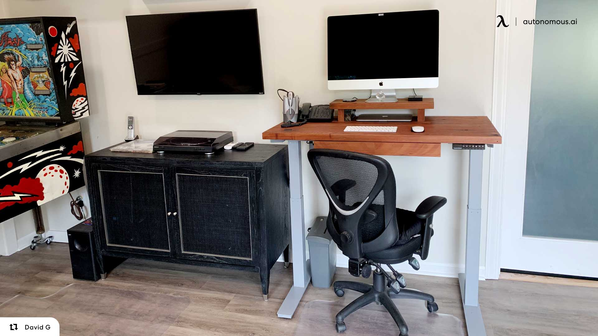 15 DIY Office Desk Ideas
