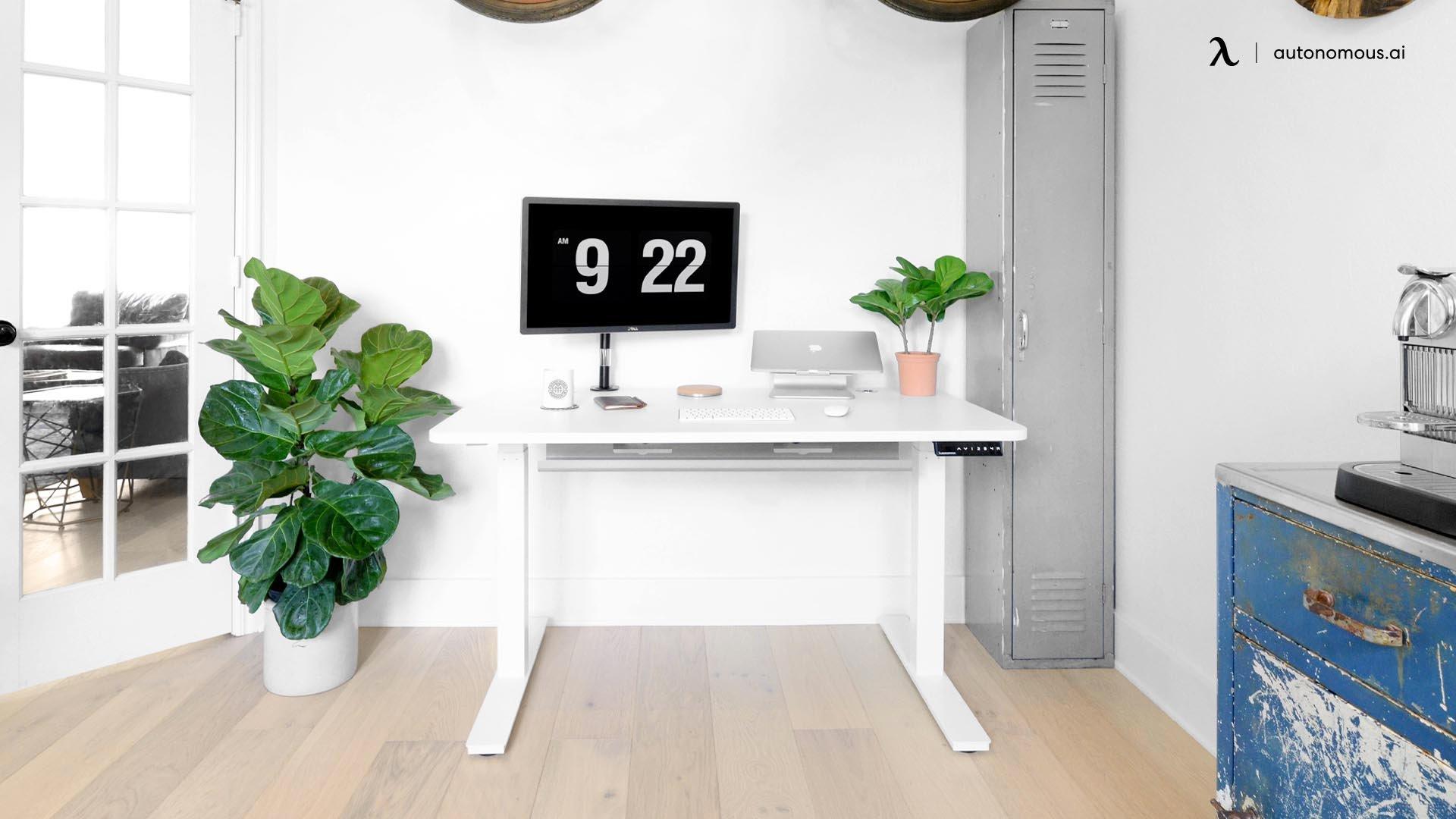DIY Office Standing Desk