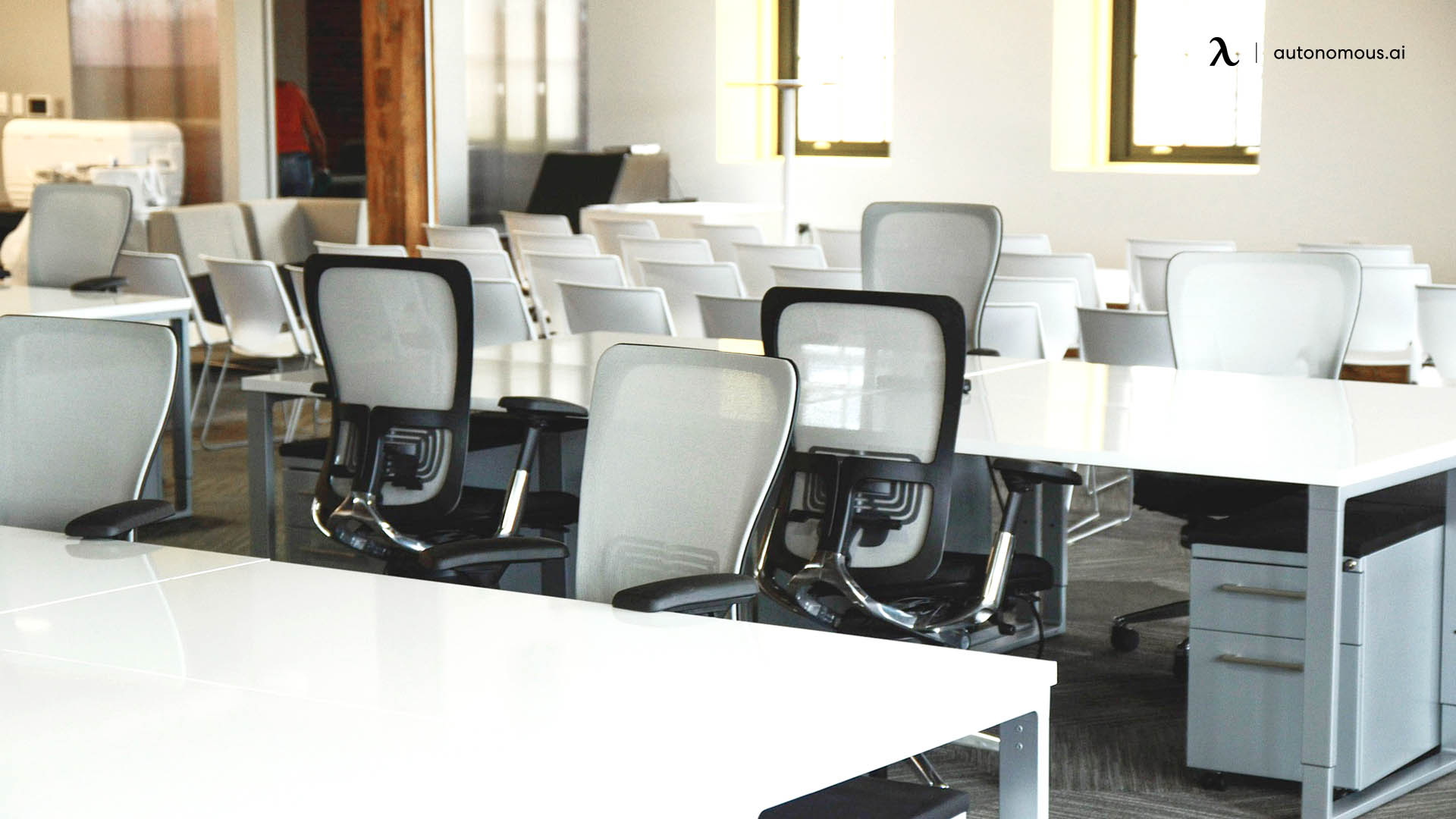 Clean Mesh Office Chair