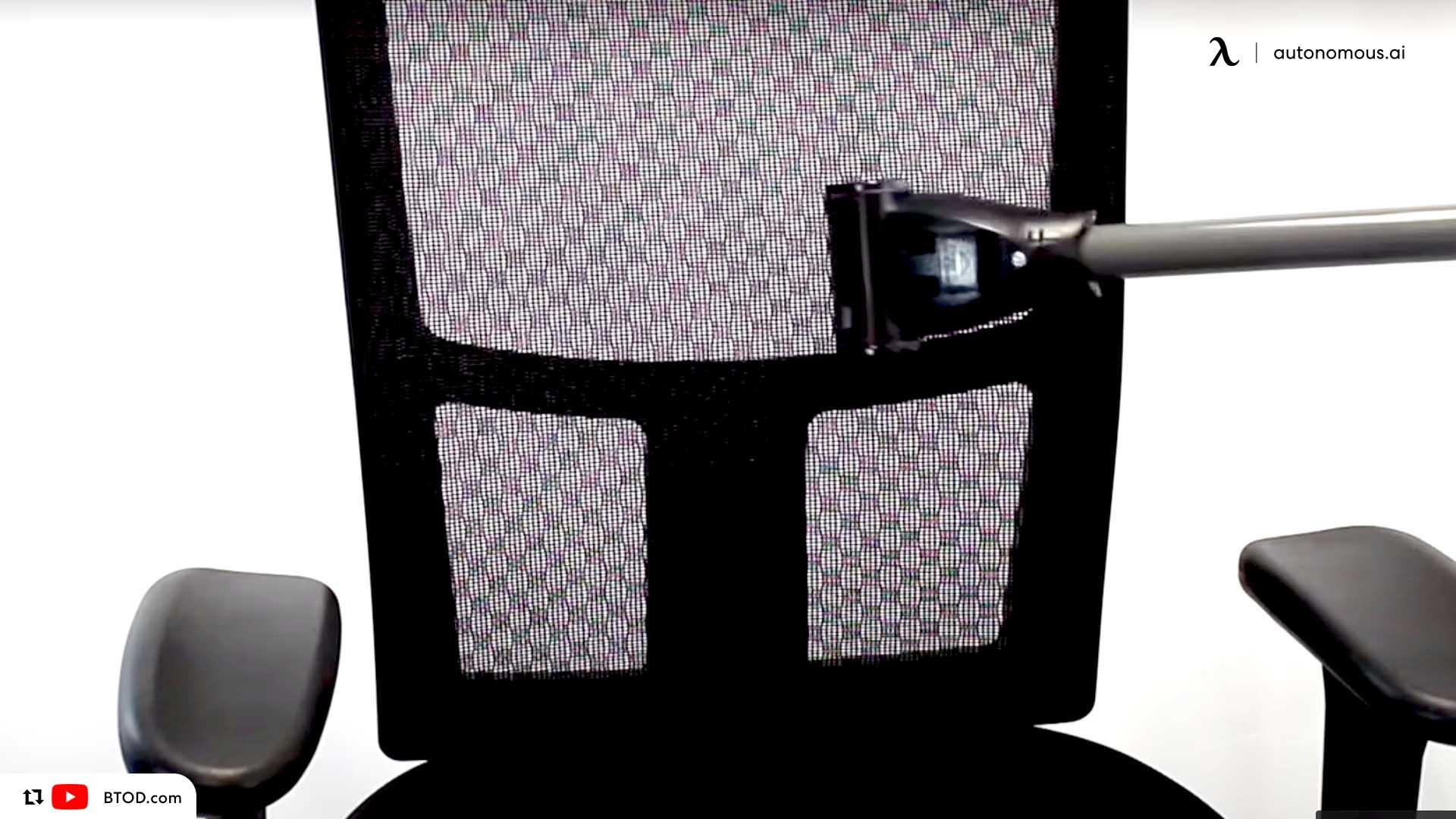 Step 1 clean mesh office chair