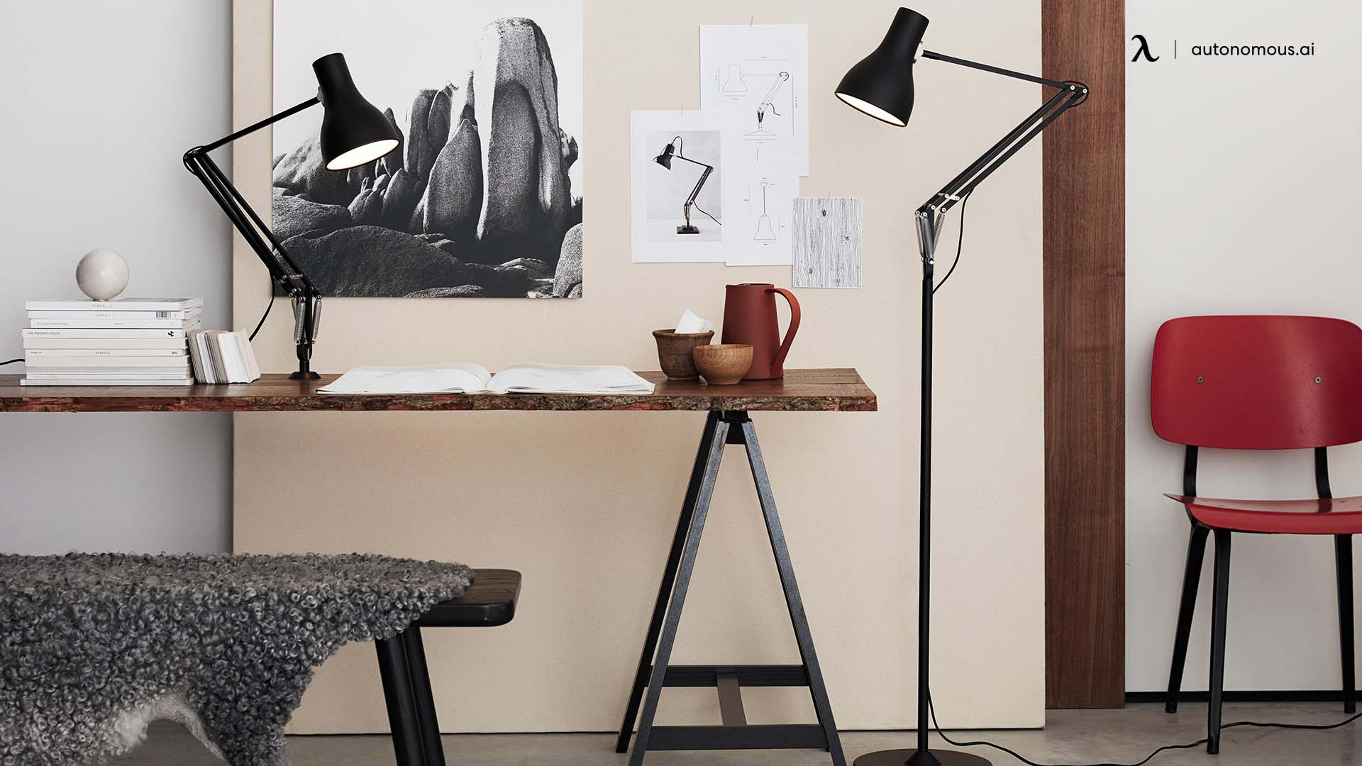 Try a Floor Lamp