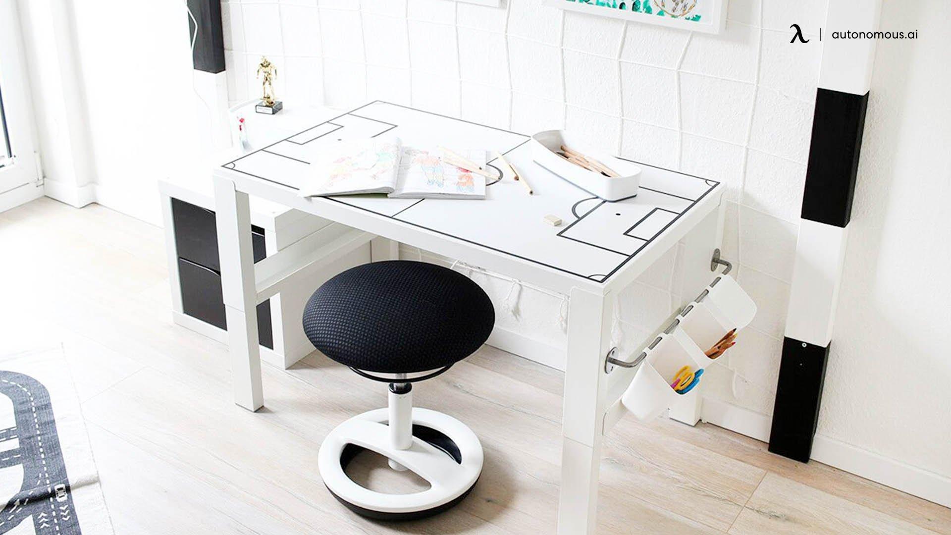 The IKEA Pahl Desk