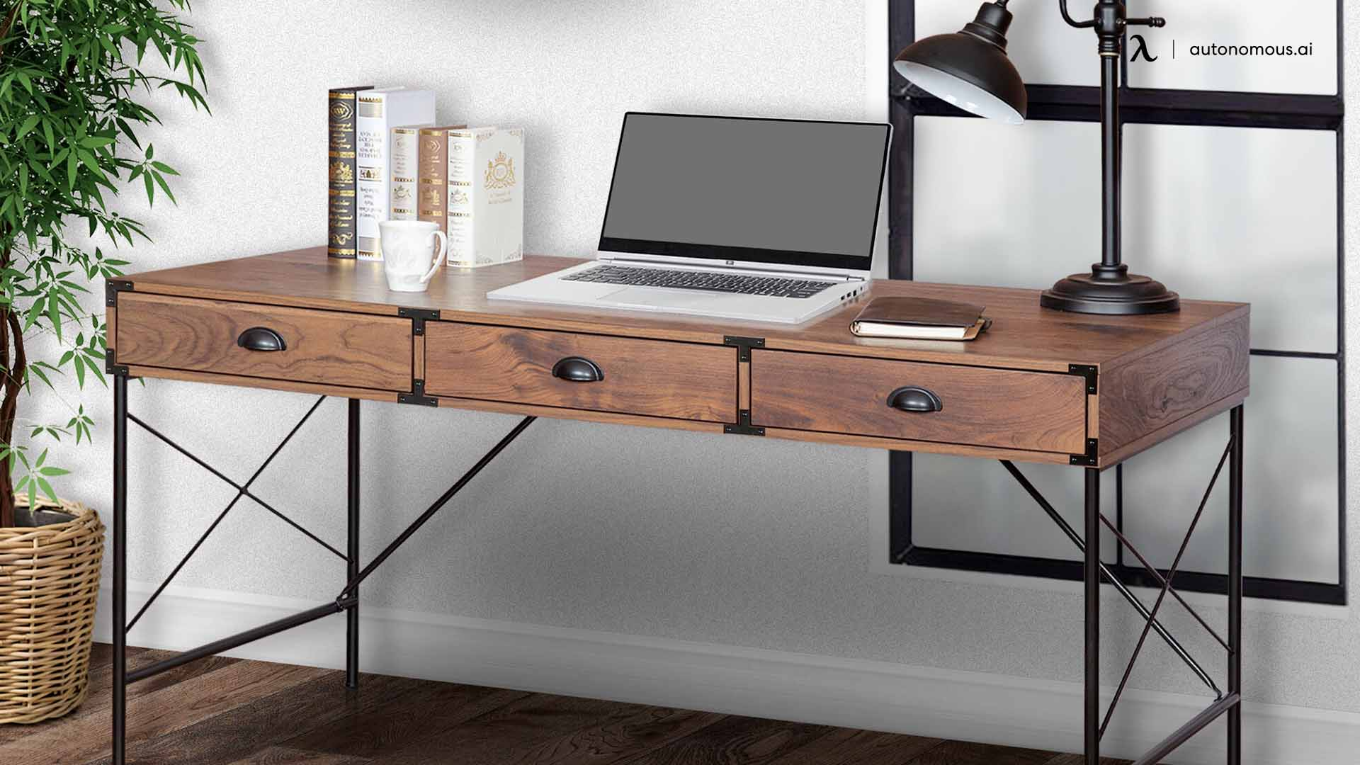 The Orman Desk by Williston Forge