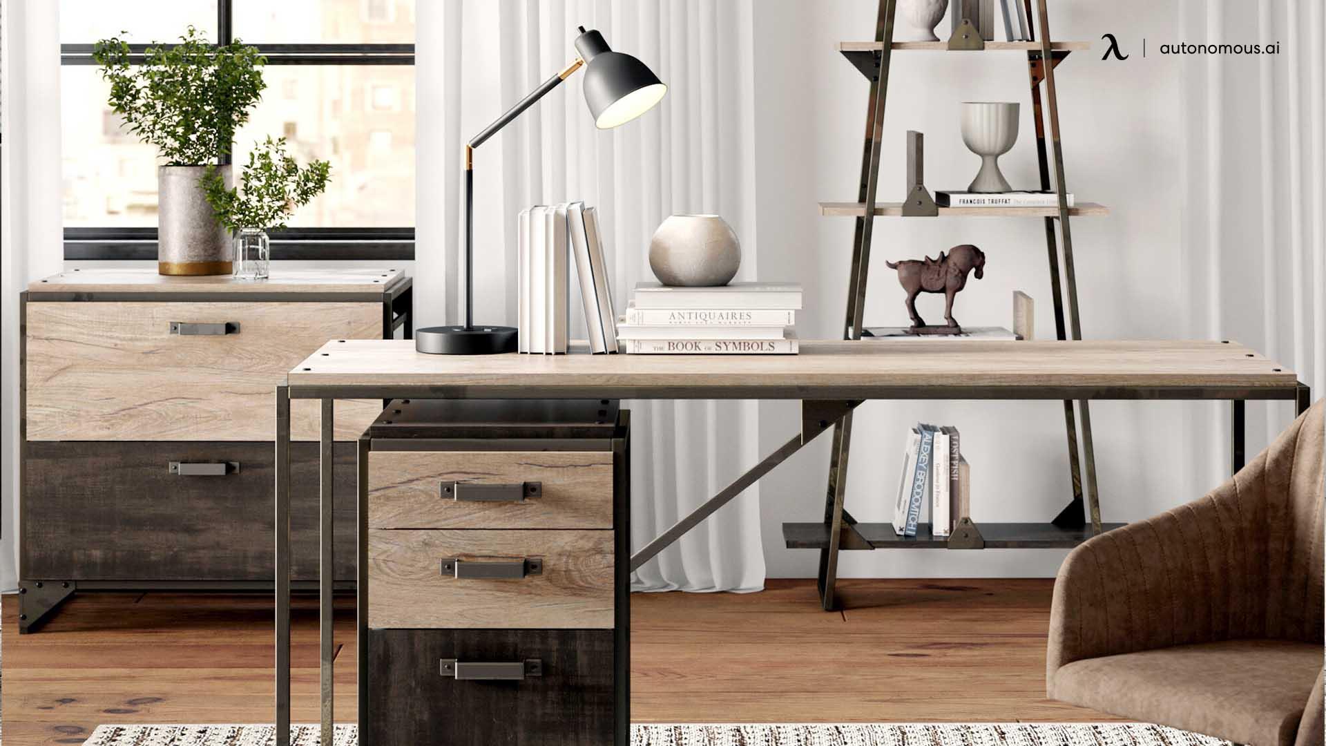 The Edgerton Desk by Greyleigh