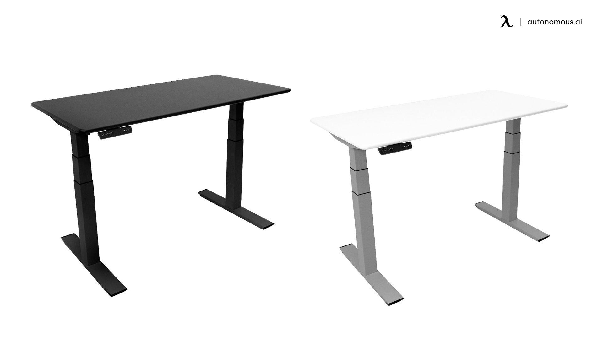 """ZipDesk """"Desk in a Box"""" Contemporary Standing Desk"""