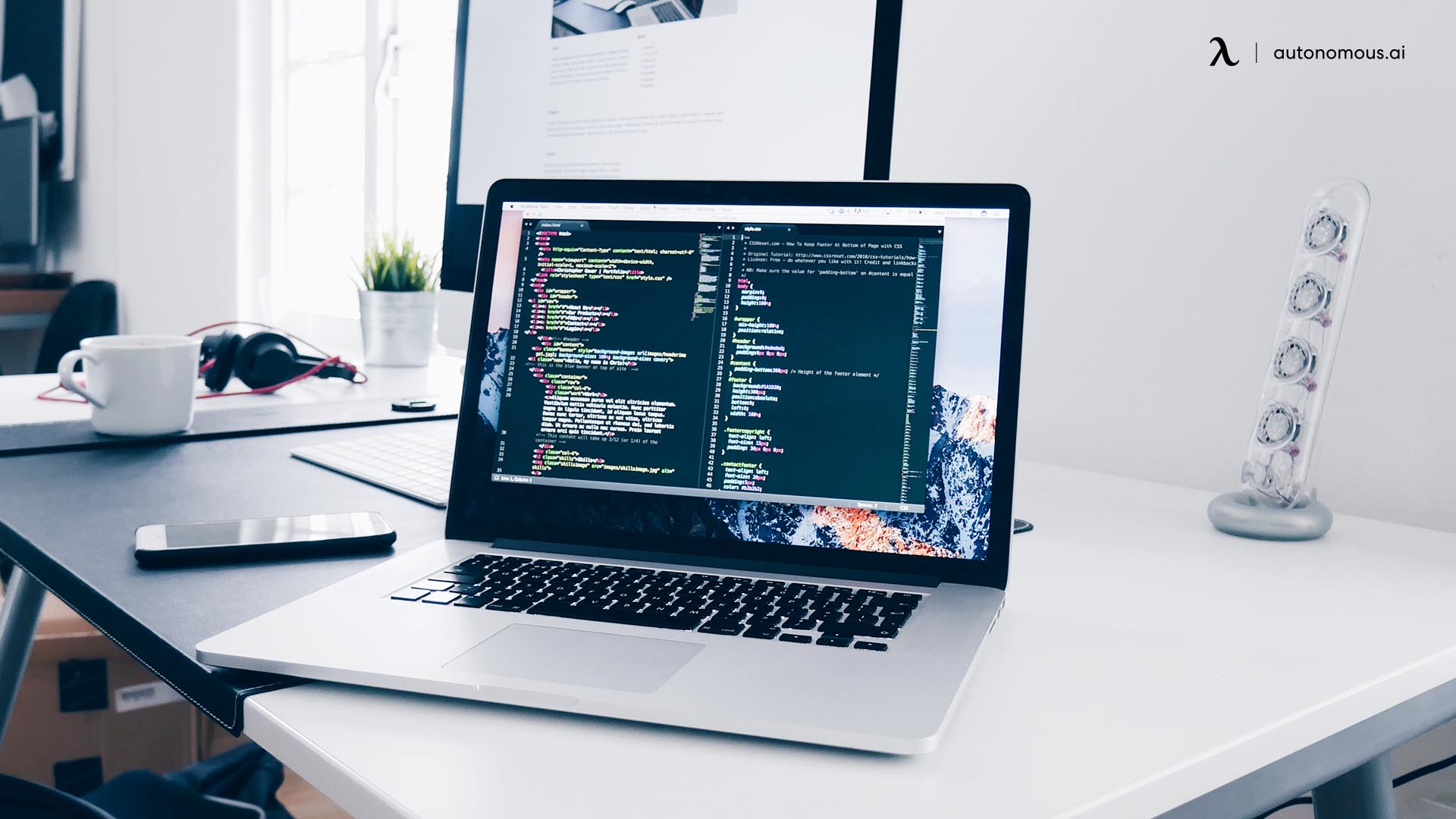 Why should programmers invest in productivity tools