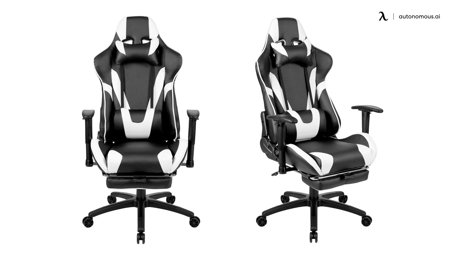 The PC & Racing Game Chair by Inbox Zero