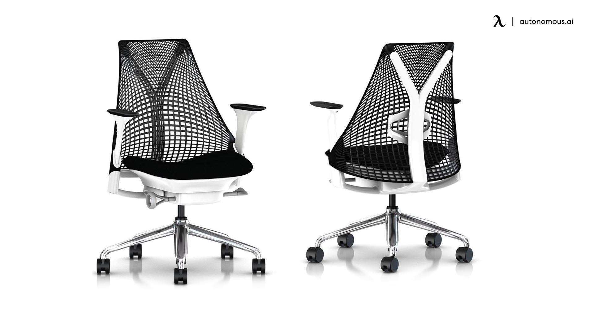 The Herman Miller Sayl Ergonomic Office Chair