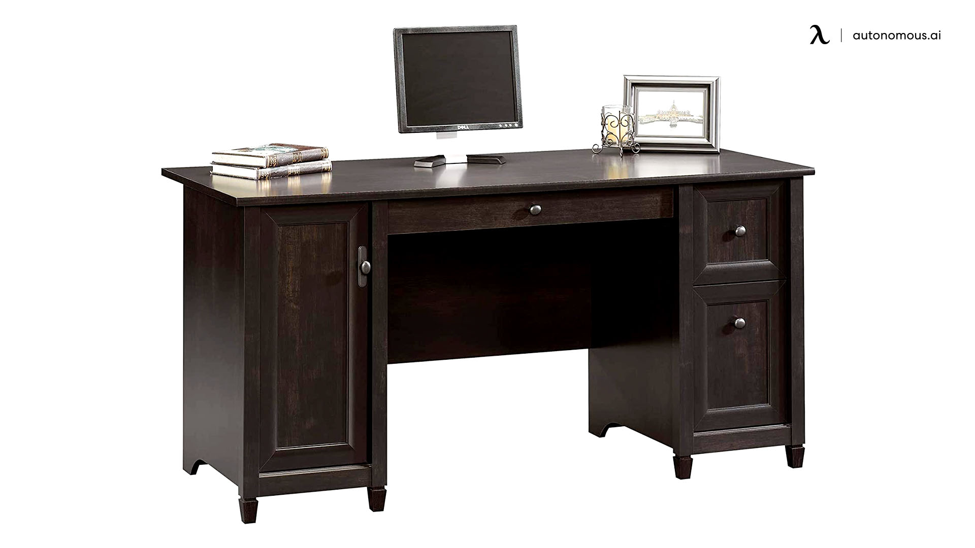 Sauder 408558 Edge Water Computer Desk