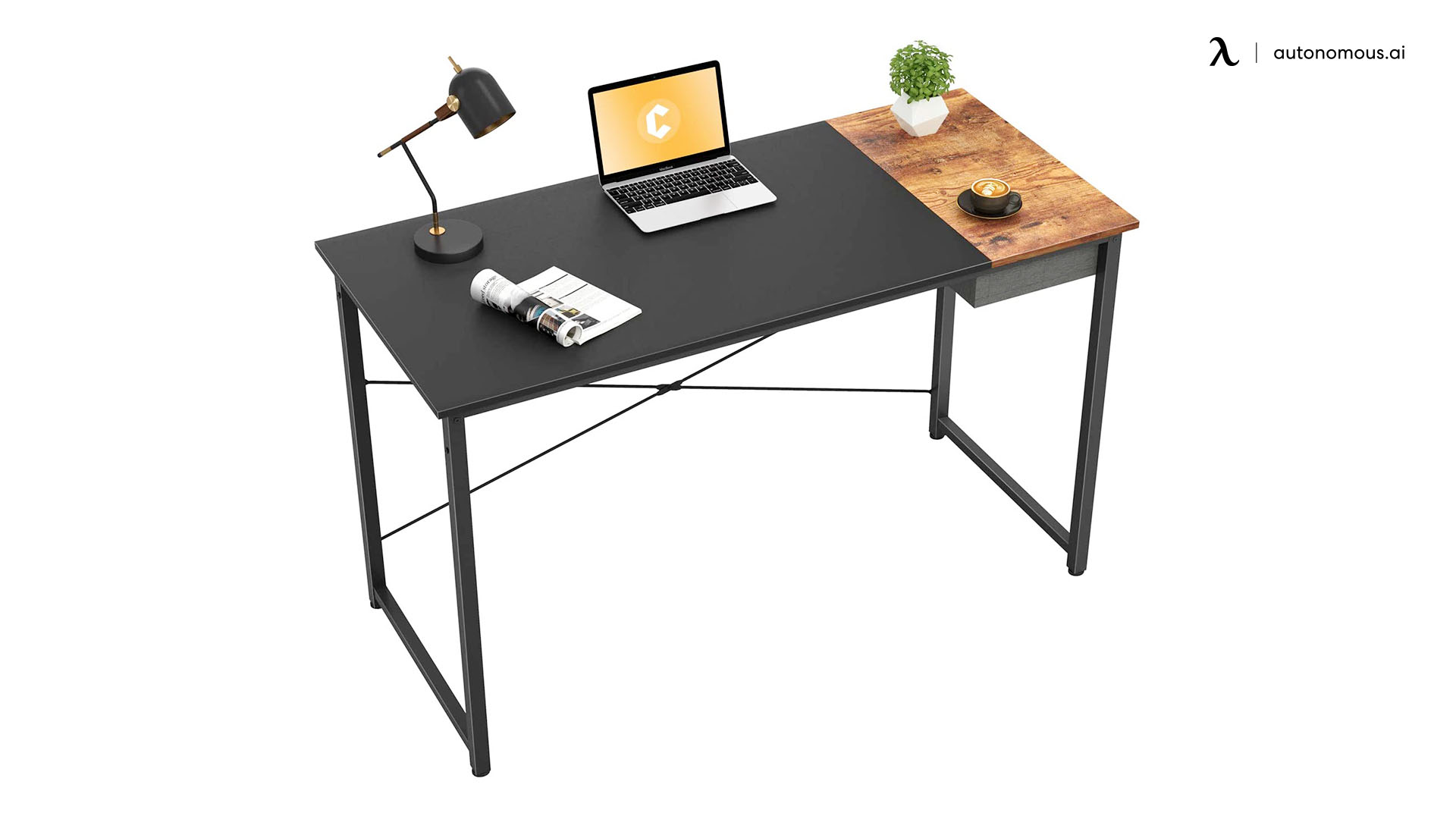 Cubiker's Small Home Office Desk
