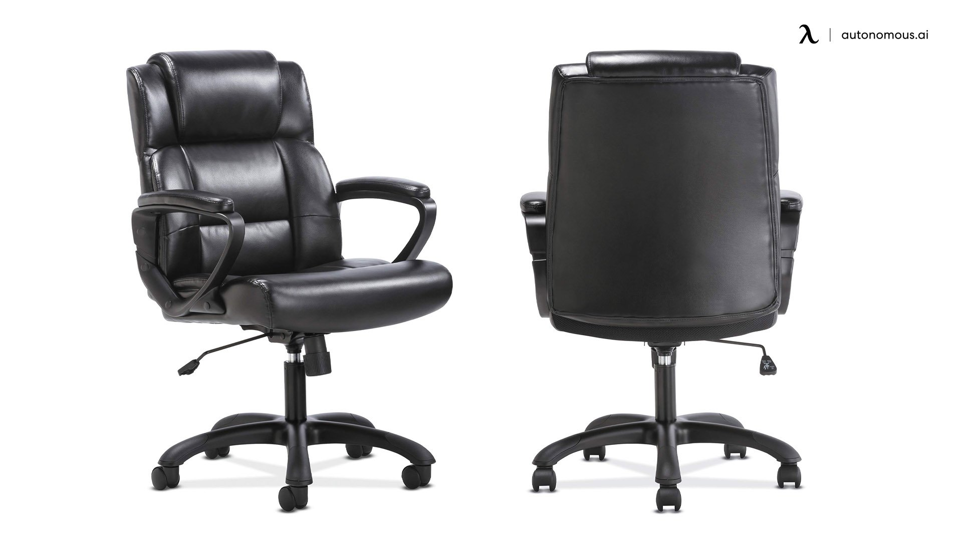 HON Sadie Leather Executive Ergonomic Comfortable Office Chair