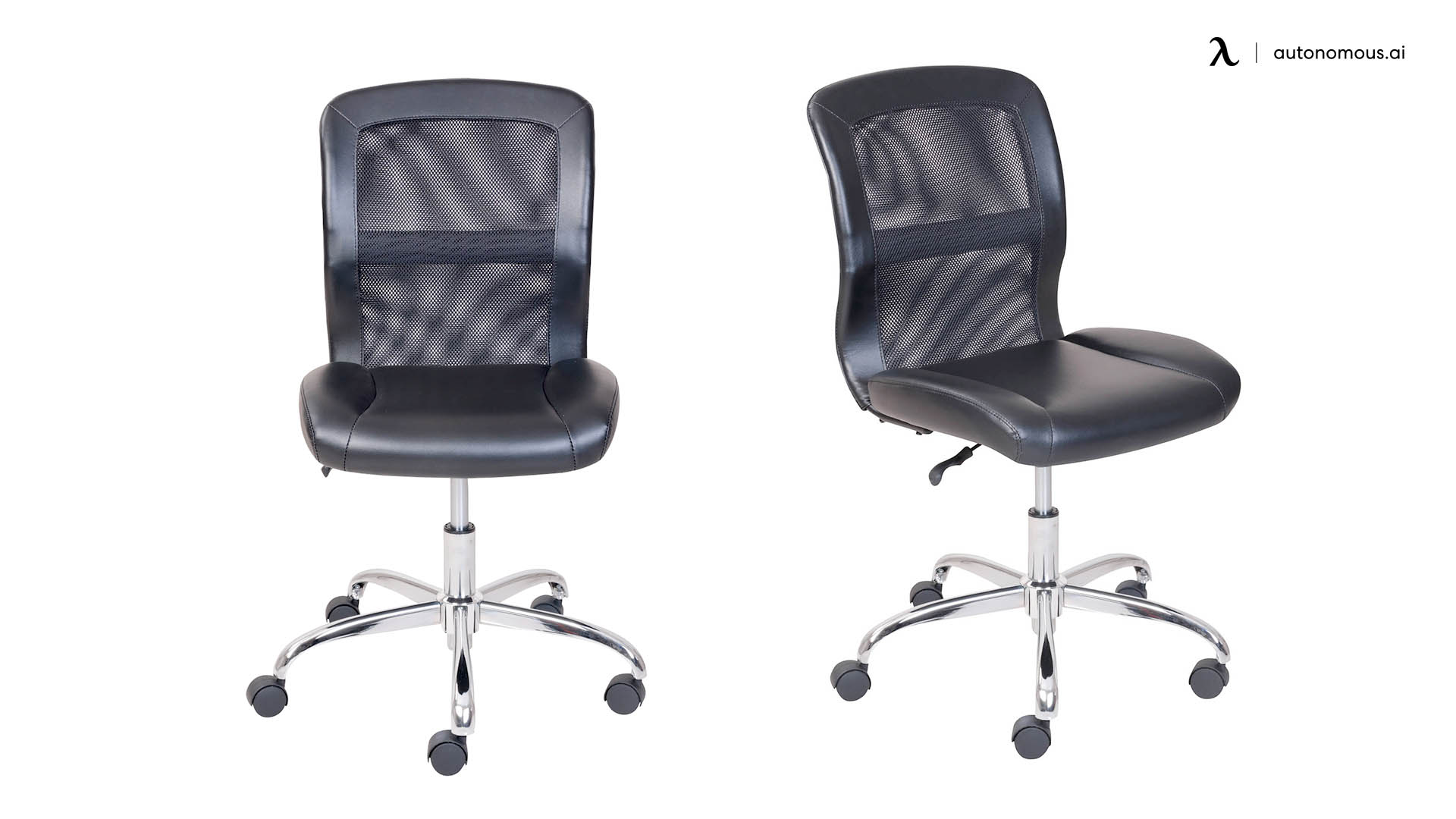 Mainstays Mesh and Vinyl Task Cheap Comfortable Office Chair
