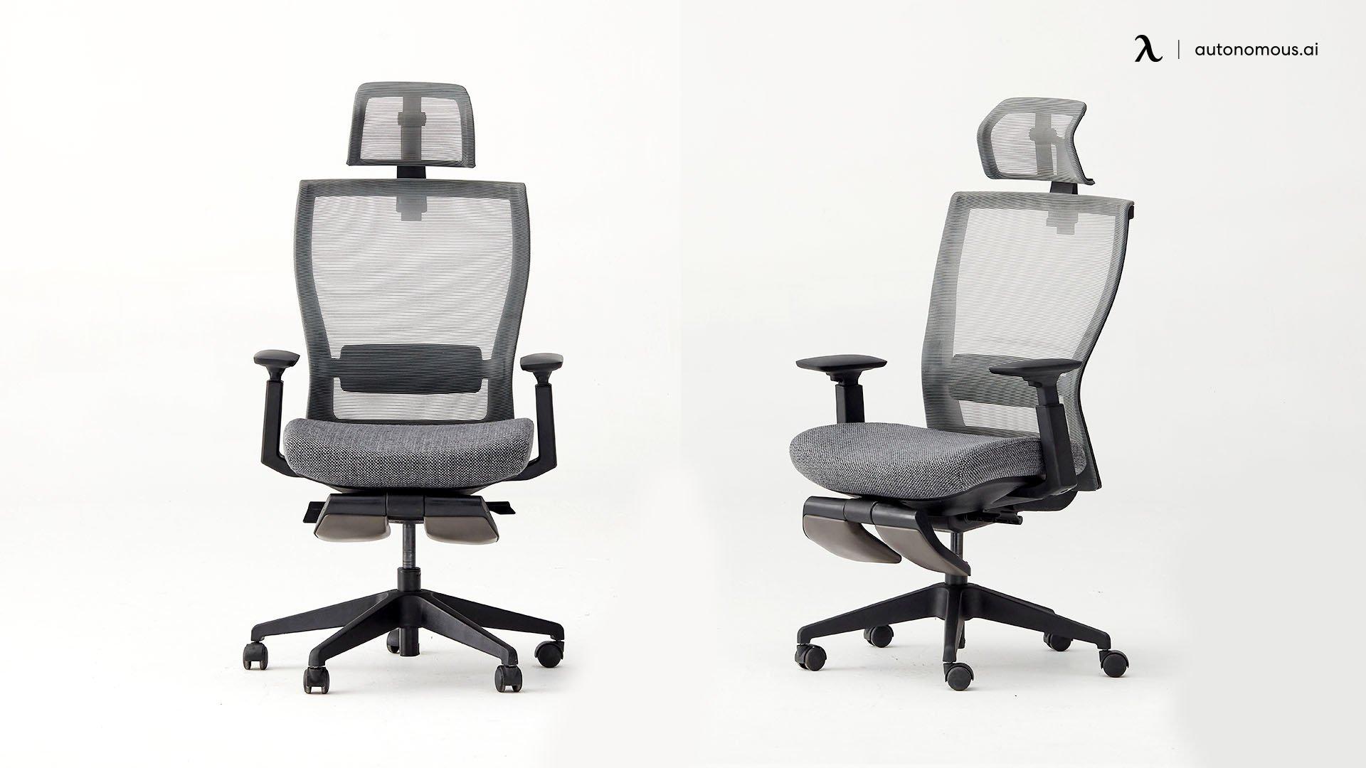Autonomous MyoChair- The Reclining Computer Chair