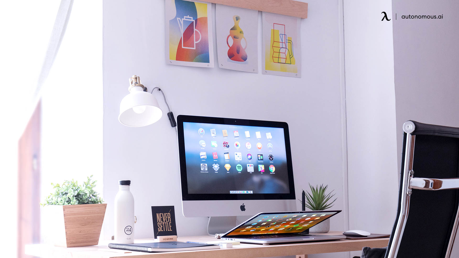 Keep Your Space Neat and Organized