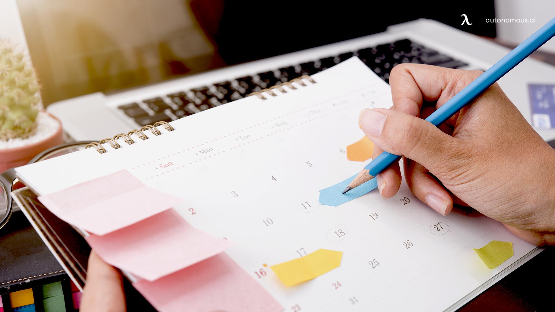 Prioritizing what is essential and planning your day