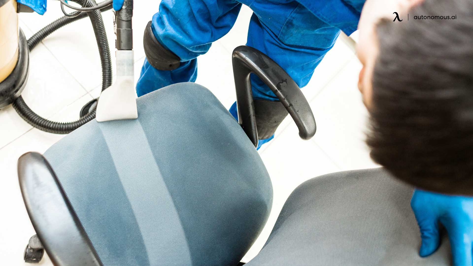 Tips to clean your chair