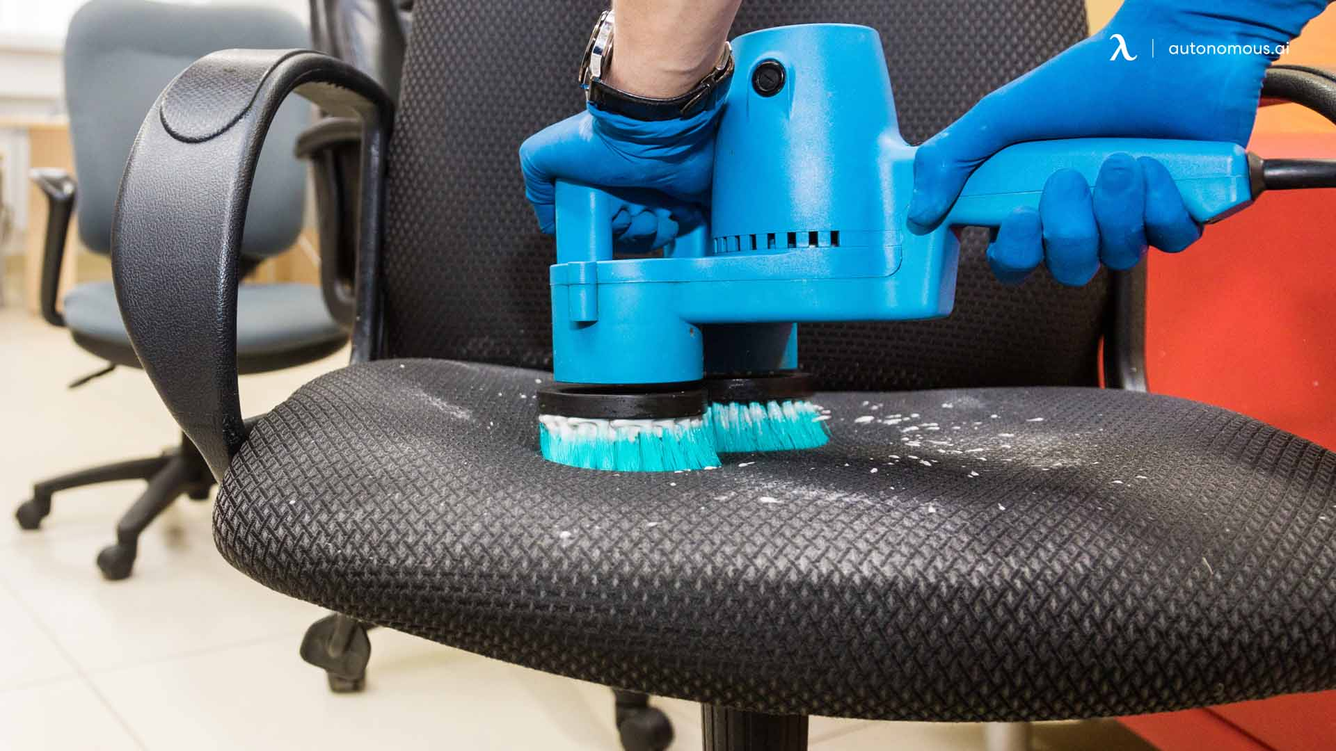 How To Clean Stains And Spills From Your Office Chair