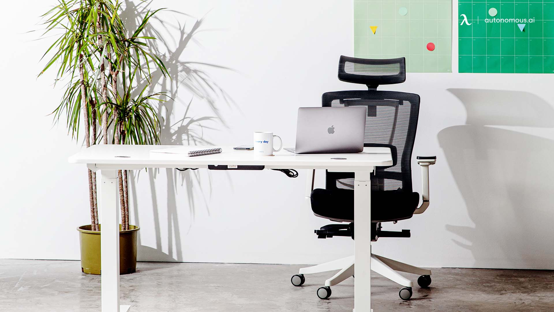 Autonomous SmartDesk 2 - Home Office