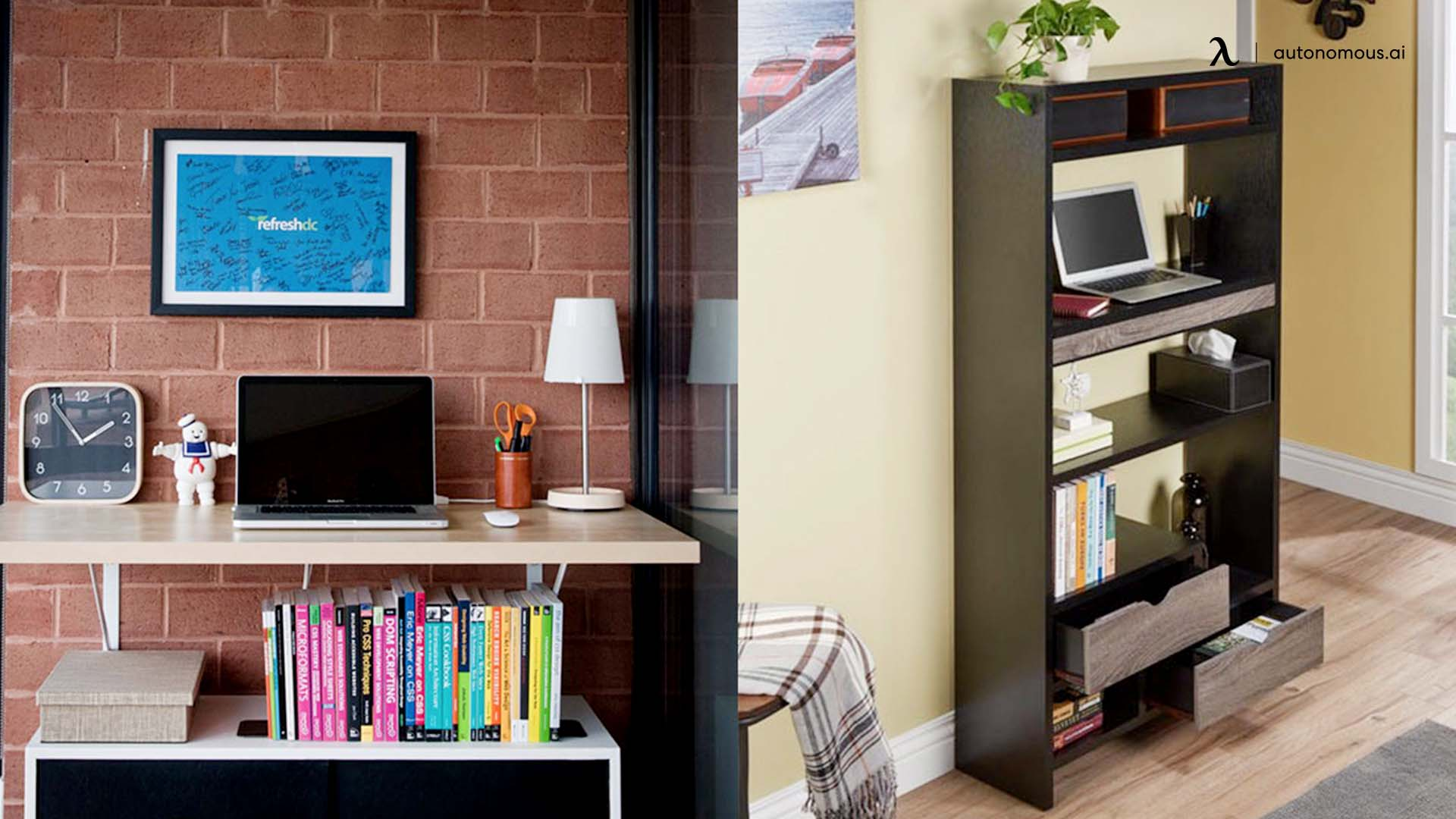 What About That Bookcase?
