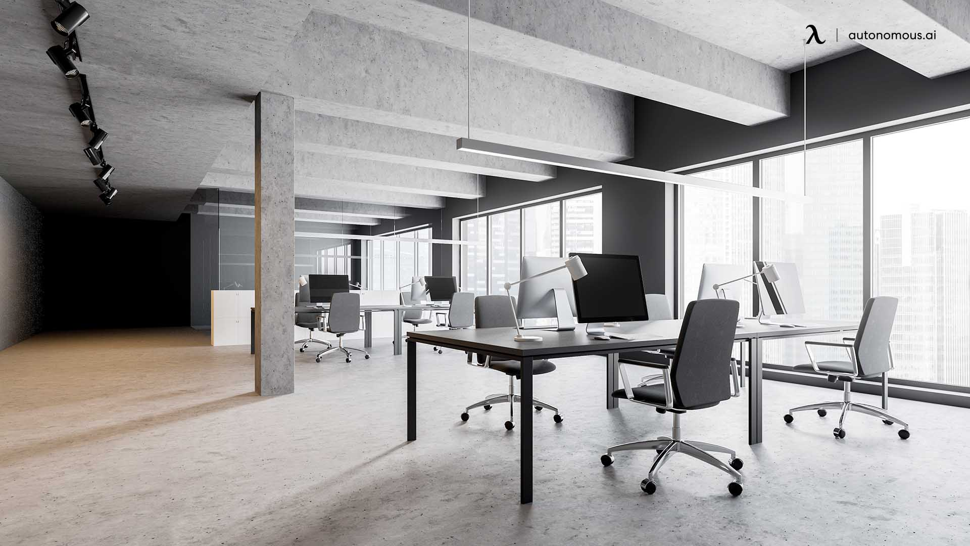 Why Should You Choose Grey for Your Office?