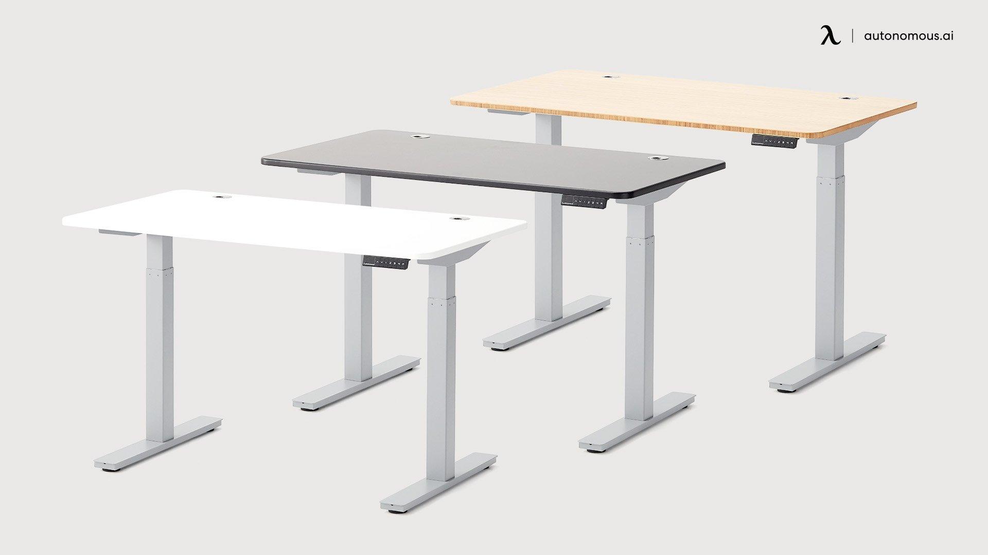 Top 5 Grey Office Desk for Your Impressive Workspace