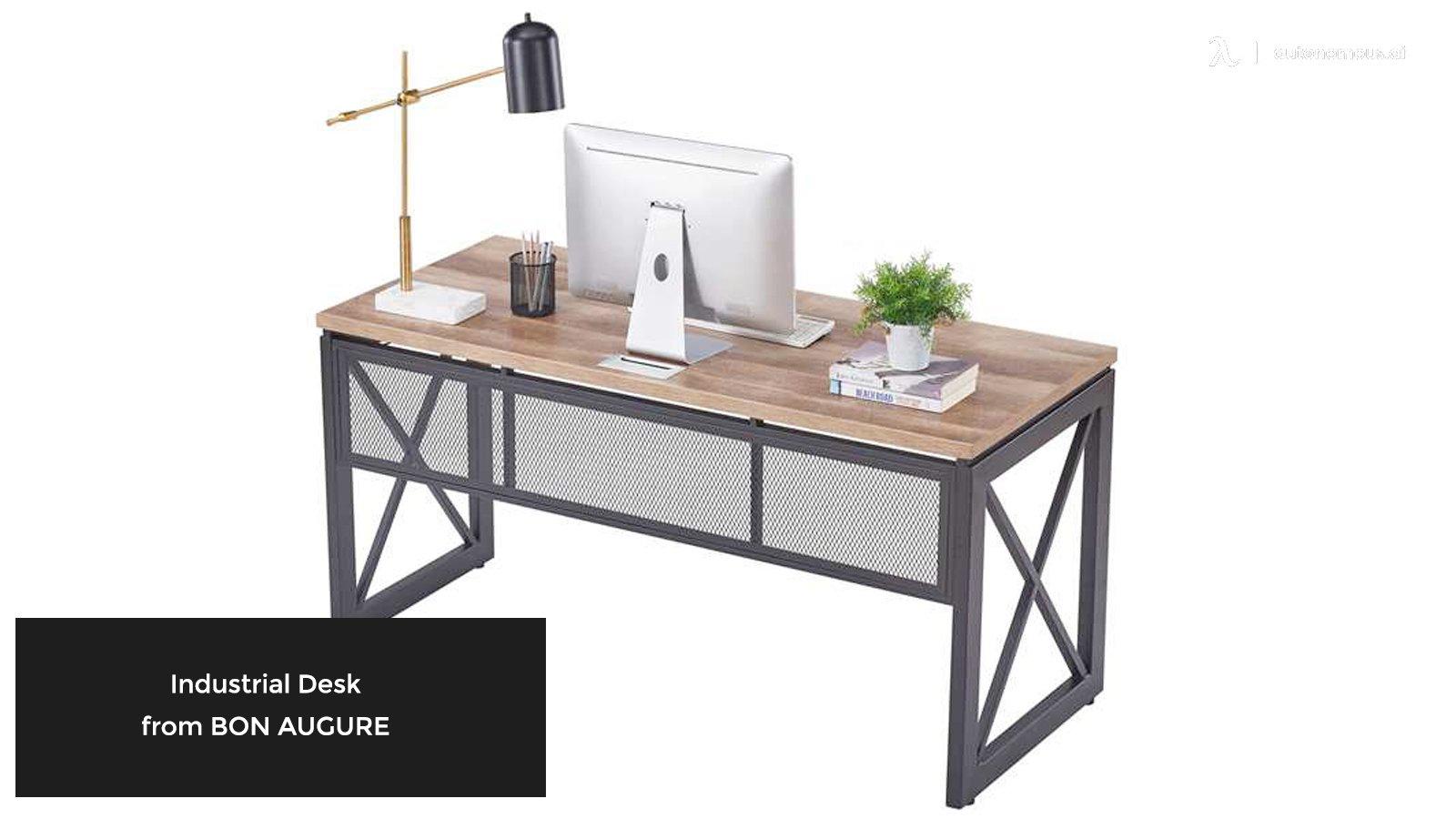 Bon Augure Industrial desk