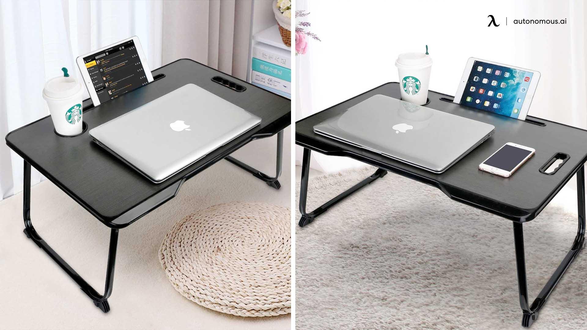 Folding Bed Tray Desk
