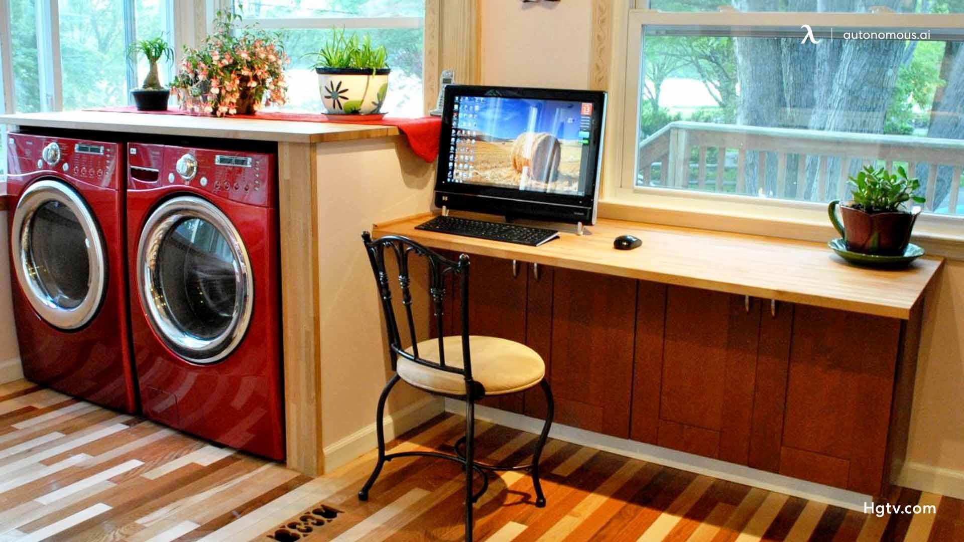 Kitchen Countertop Desk
