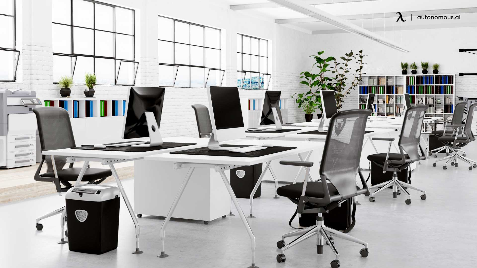 What Is the Benefit of Having a Good Interior Office Design?
