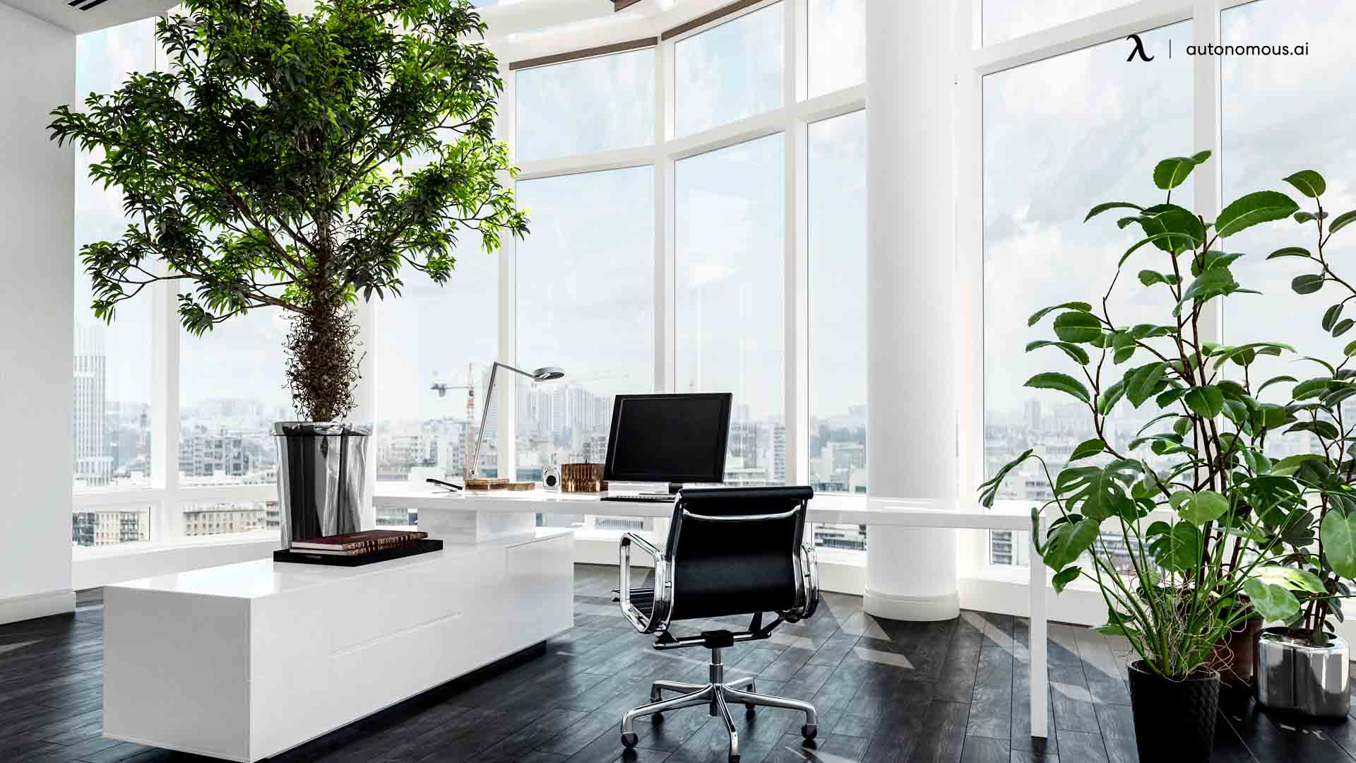 Nature-based Office