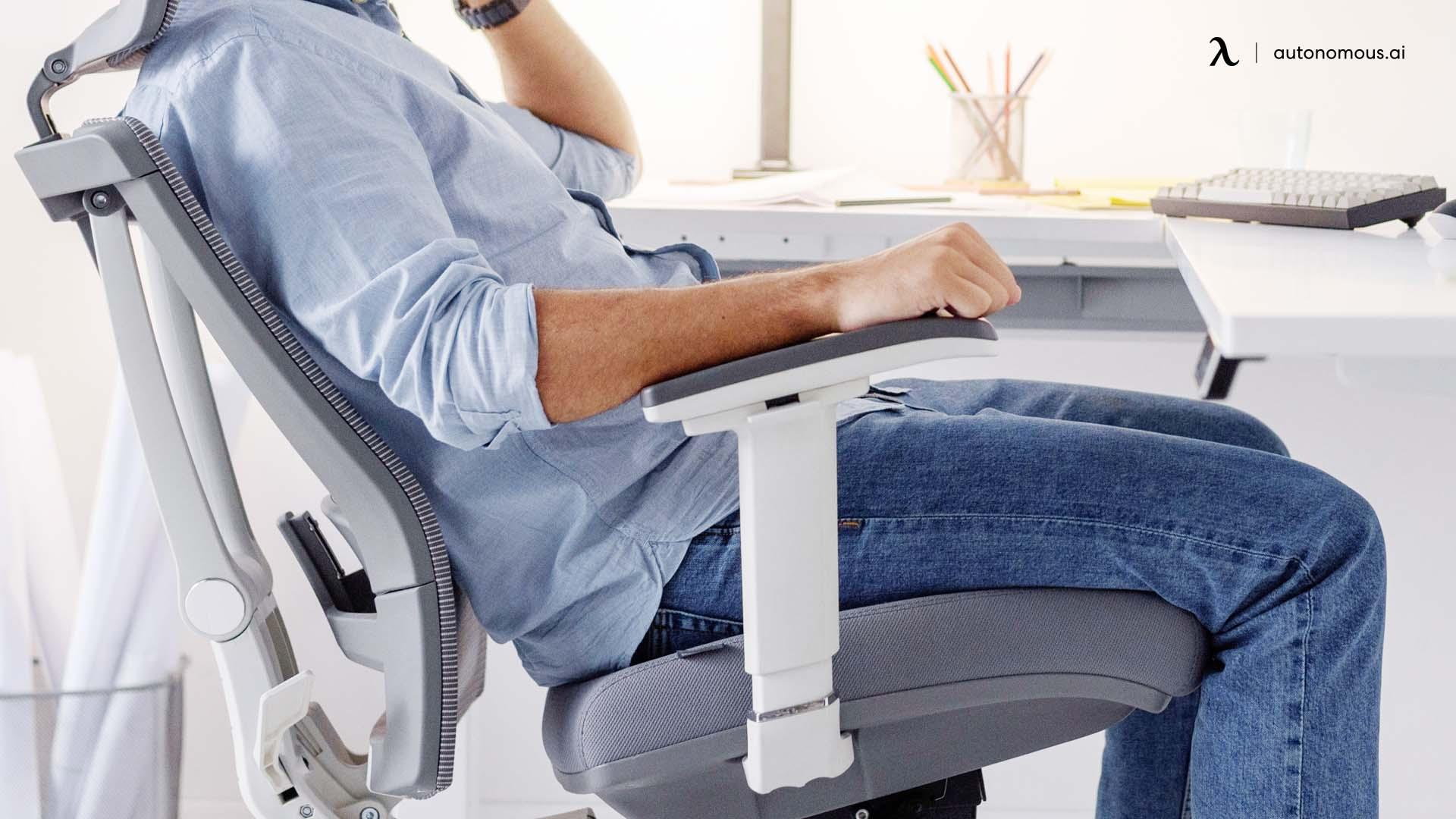 Comfortable Armrests