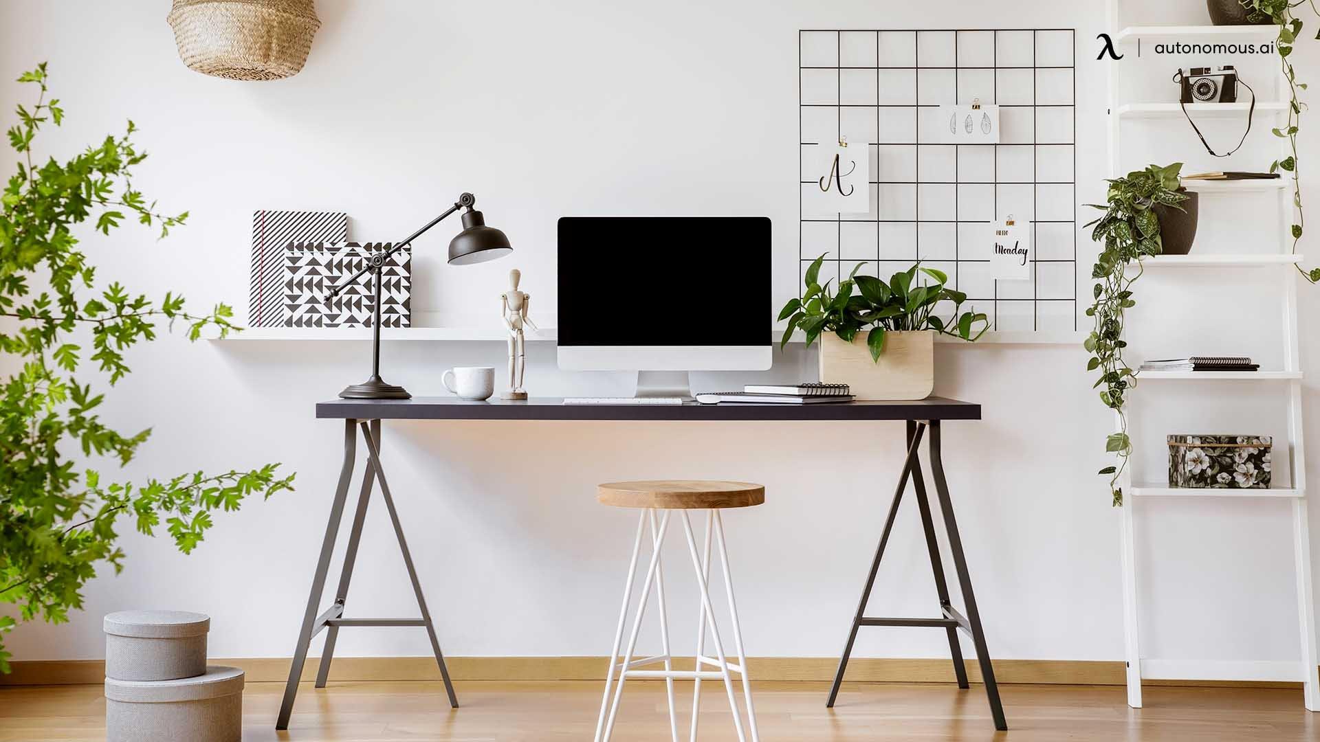 The All-Black Desk Setup