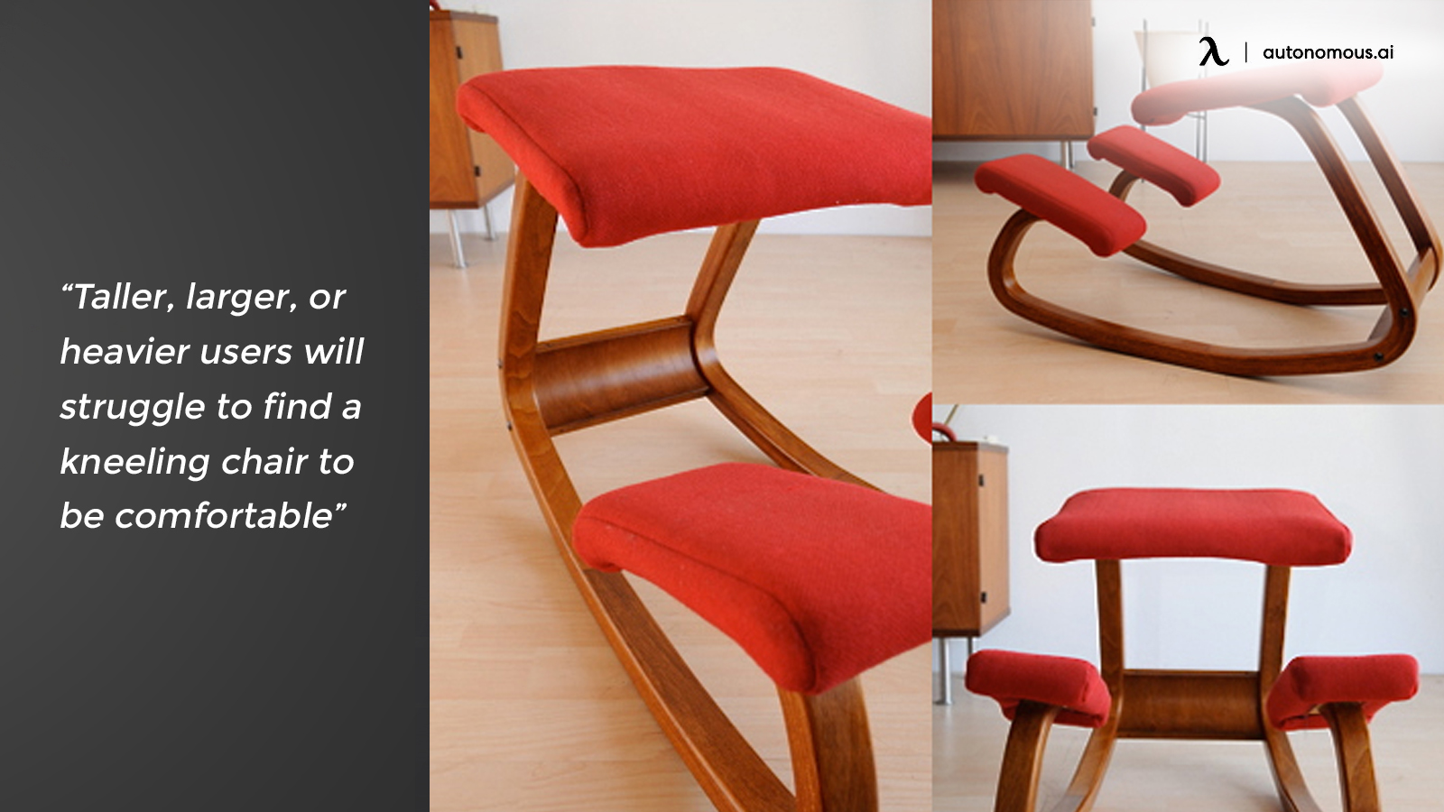 Taller Chairs