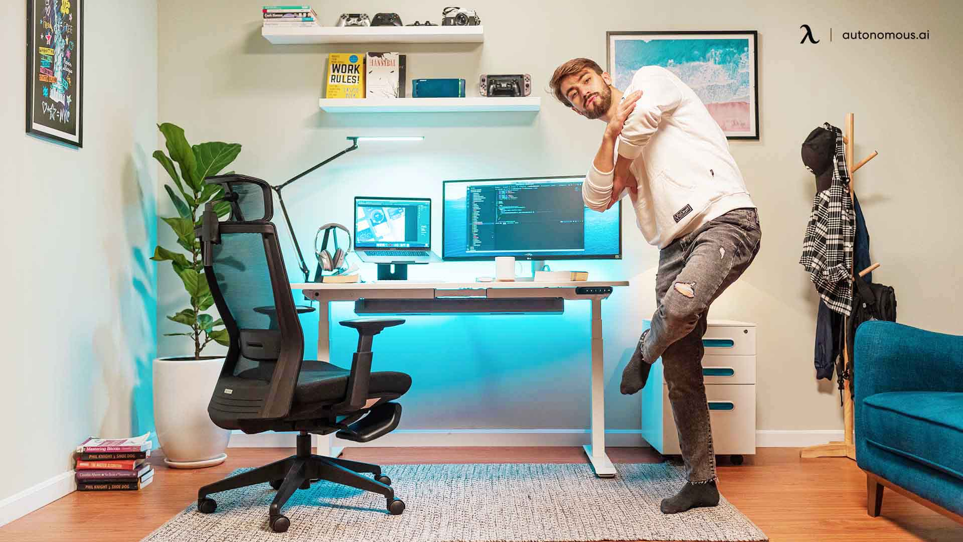 Do Move Frequently While Working