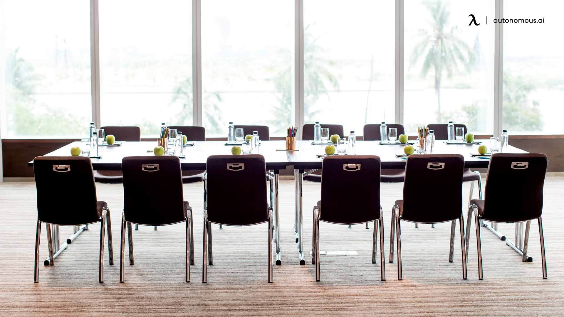 Factors to Consider When Assessing Conference Tables Dimensions