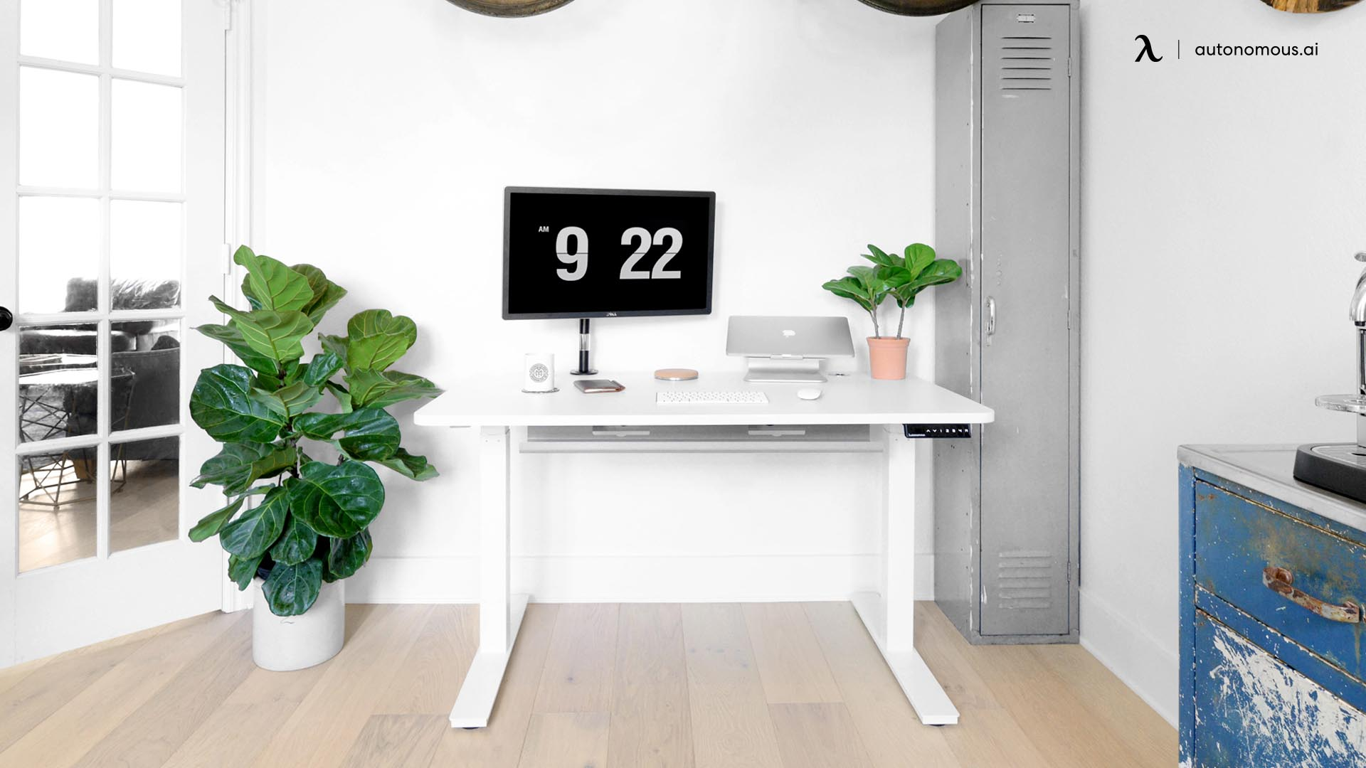 high end office