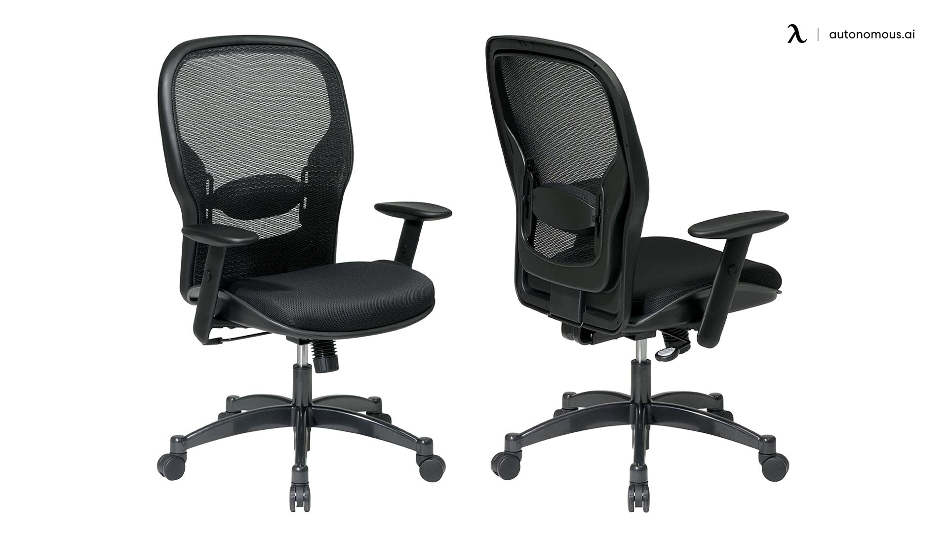 Space Seating Ergonomic Mesh Chair