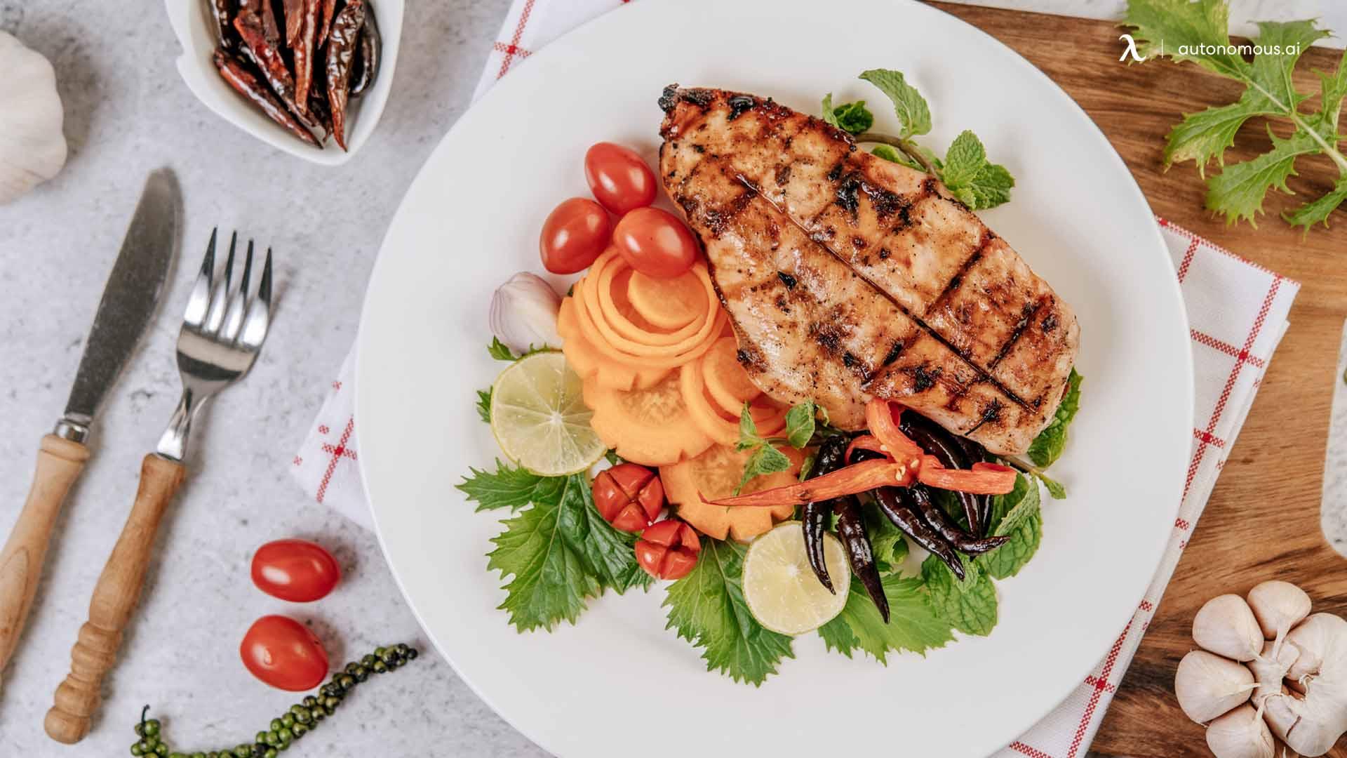 Tip 2 - Eat a Healthy Diet