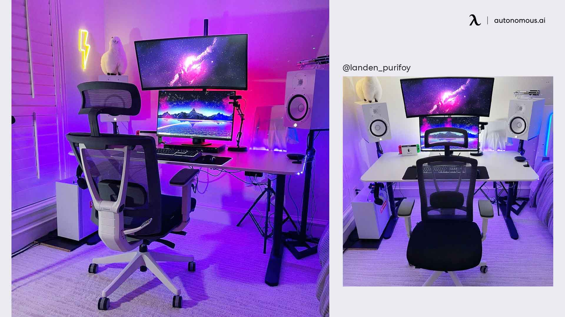 The Ergonomic Home Office Workstation