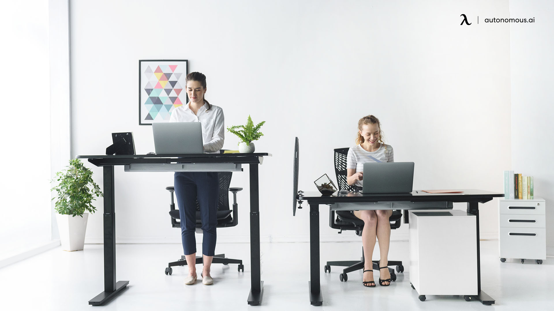 What is an Ergonomic Standing Workstation?