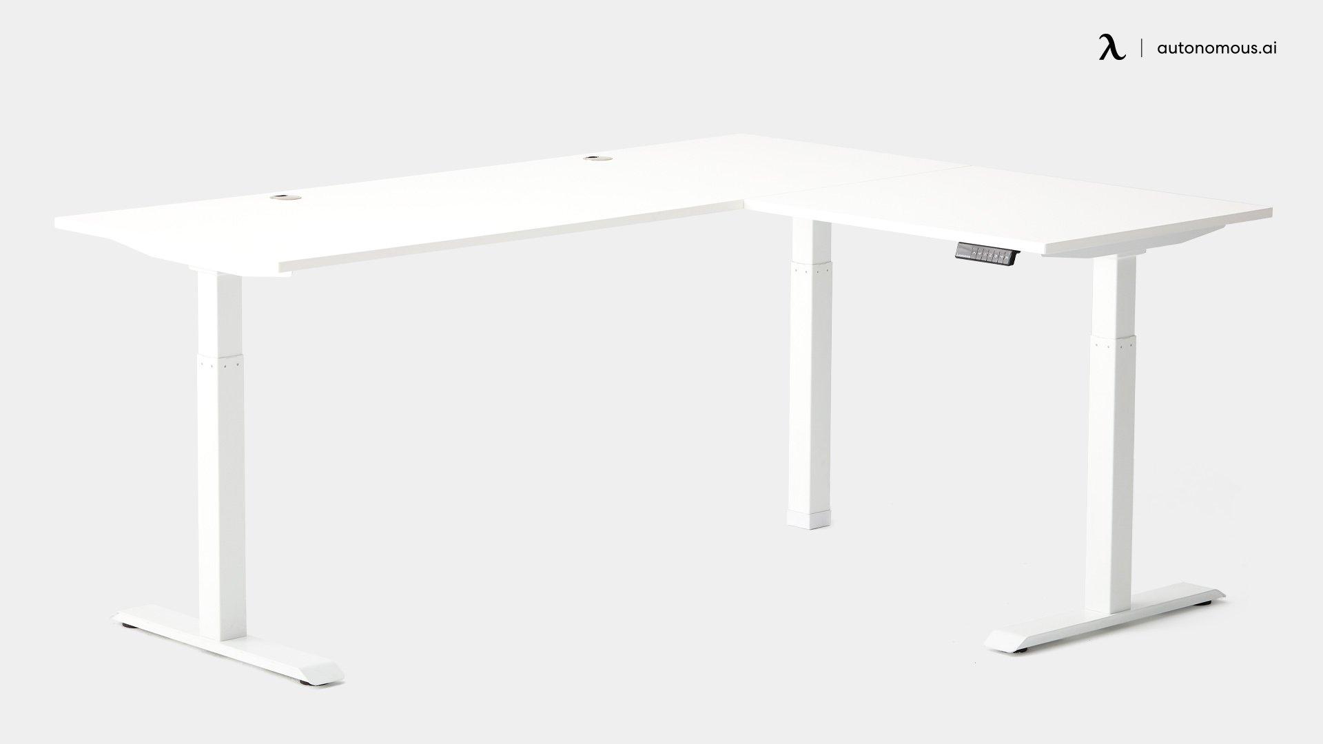SmartDesk 2 L-Shaped Standing Desk